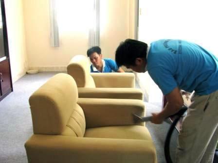 Giặt thảm, giặt ghế sofa giá rẻ tại đường 41, quận 4 TPHCM