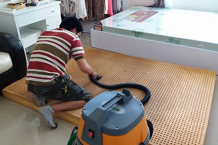 Giặt đệm giá rẻ tại đường Nguyễn Lương Bằng, Đống Đa, Hà Nội